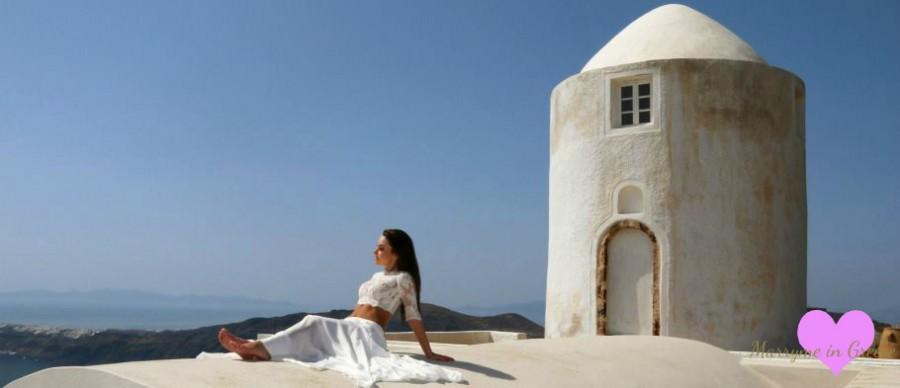 Hochzeit - santorini wedding photography