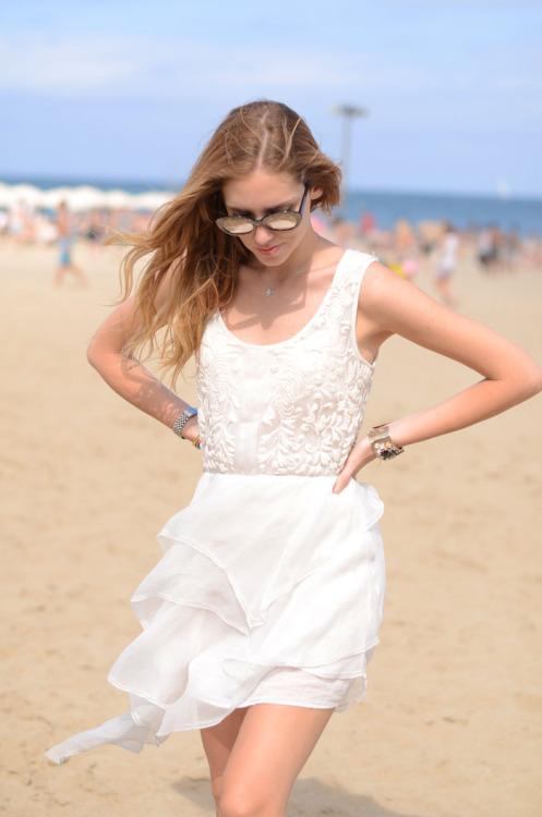 Wedding - thursday in barcelona fashion blog - Global Streetsnap