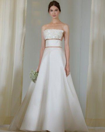 Wedding - Angel Sanchez Fall 2016 Wedding Dress Collection