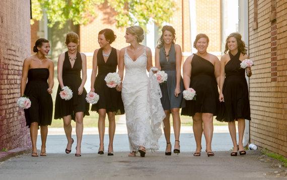 Wedding - Convertible Bridesmaid Dresses