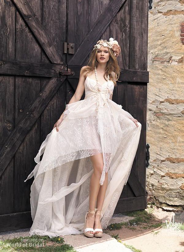 Boho Chic Collection Yolancris 2017 Wedding Dresses