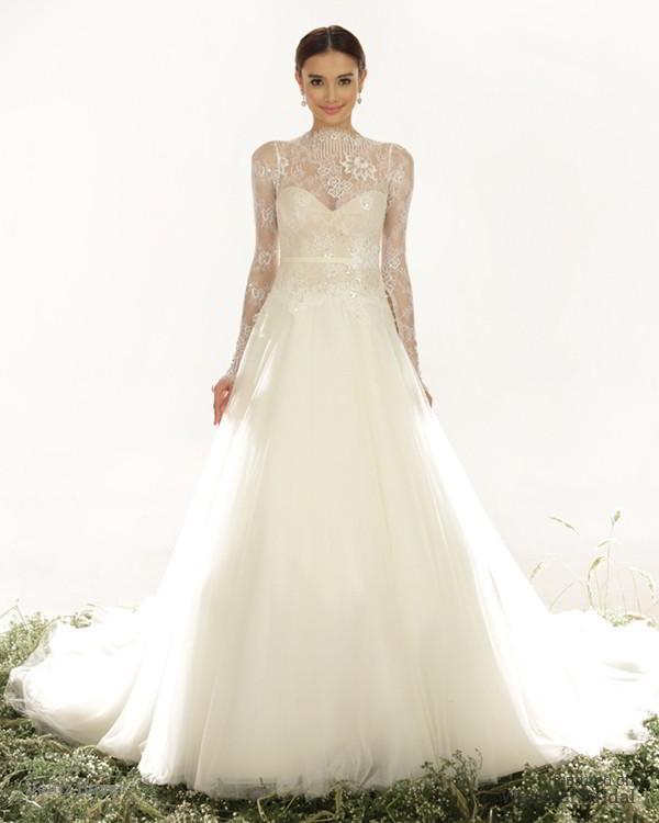 Veluz Wedding Gown Price: Veluz Reyes 2015 Wedding Dresses #2389026