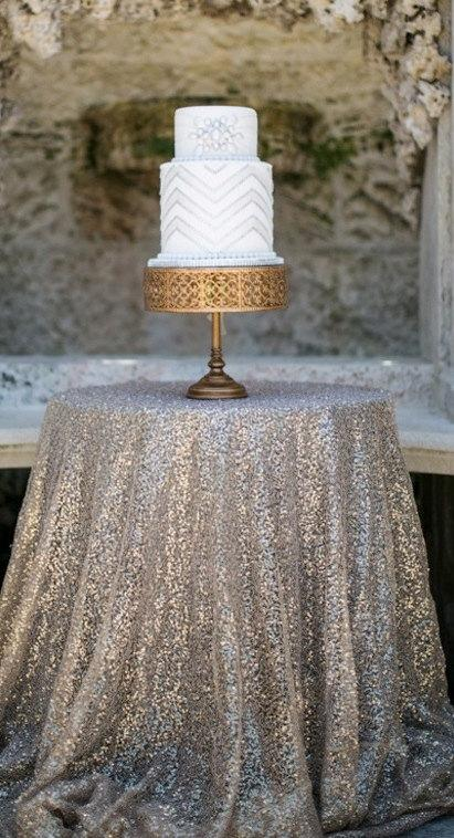 Fabric Swatch Champagne Sequin Cloth Sample TableCloth Wholesale Sequin  Table Cloths Sparkly Champagne Table Sequin Linens