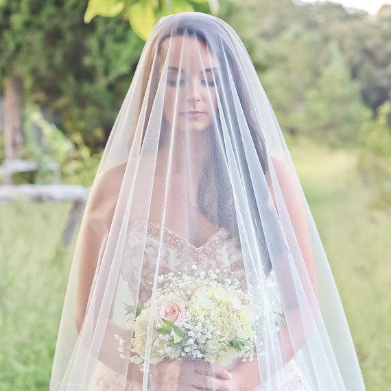 Mariage - Soft Drop Veil