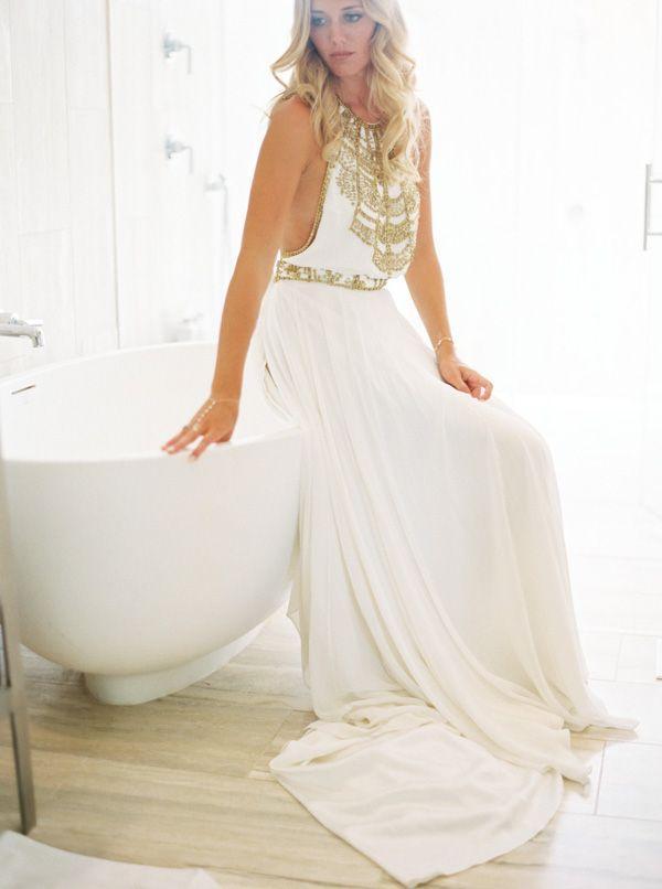زفاف - Gallery: Chic Bahamas Destination Wedding