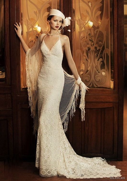 30 Vintage Wedding Dresses Bride Style