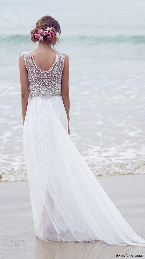 Wedding - Anna Campbell Wedding Dresses —  Spirit Bridal Collection