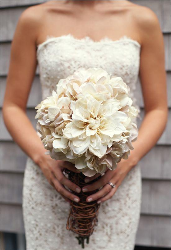 Красивый цветок своими руками фото