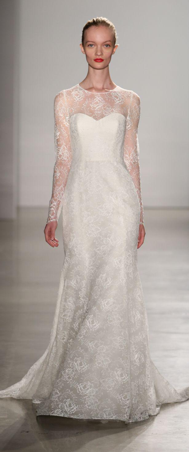 Hochzeit - New York Bridal Week: Amsale Fall 2016