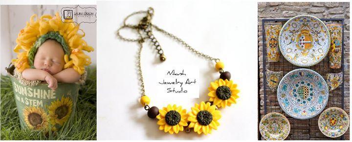 Wedding - Timeline Photos - Nikush Jewelry Art Studio - unique sculptural jewelry in floral design