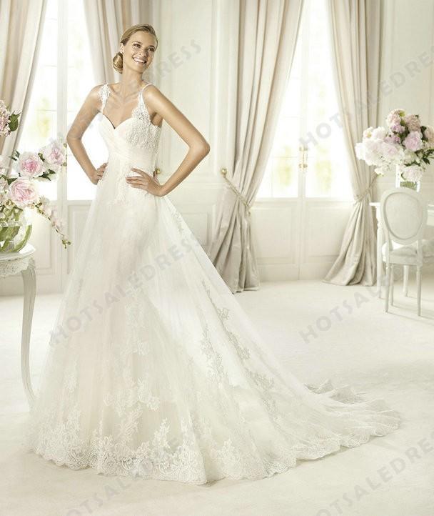 Boda - Bridal Gown - Style Pronovias Petunia Sweetheart Neckline