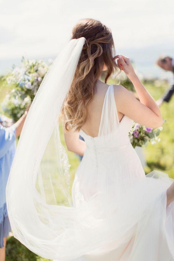 Mariage - Rustic Scottish Seaside Summer Wedding