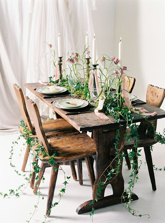 Romantic Boho Wedding Ideas Magnolia Rouge 2392130 Weddbook