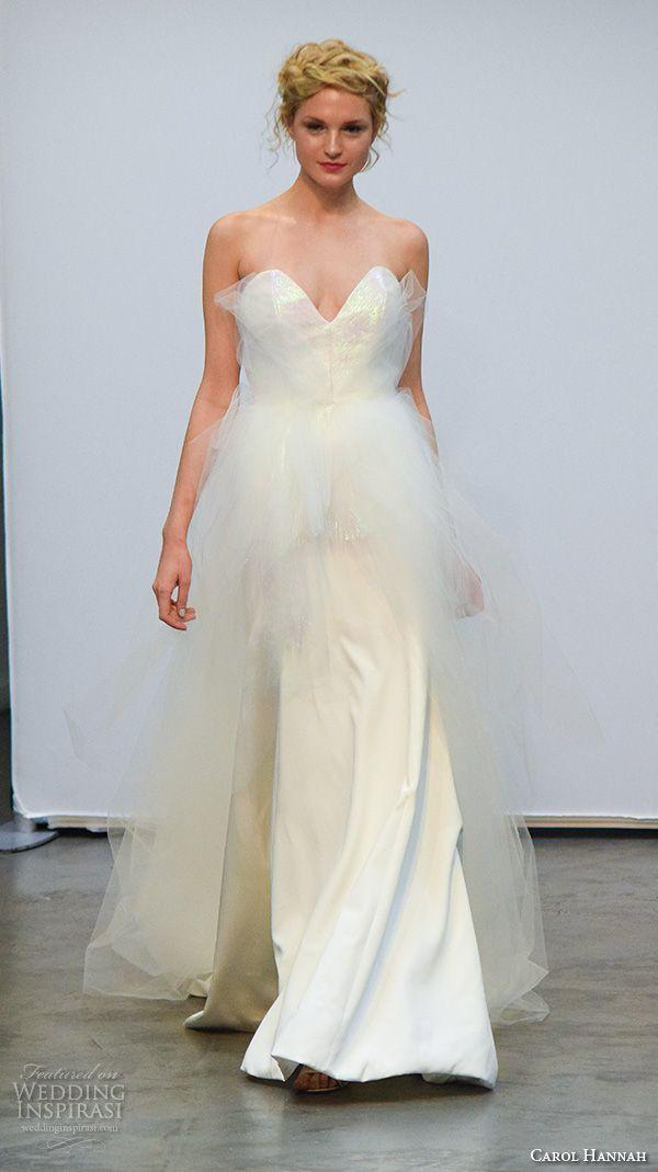 03d16e61 New York Bridal Fashion Week October 2015 Part 5 — Watters, Privato By Mon  Cheri, Mori Lee, Allure Bridals, Carol Hannah