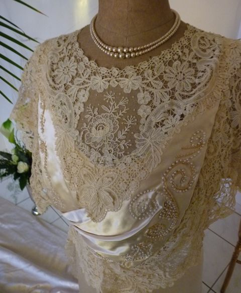 Hochzeits-Thema - Antique Dresses - Antique Gowns #2392633 - Weddbook