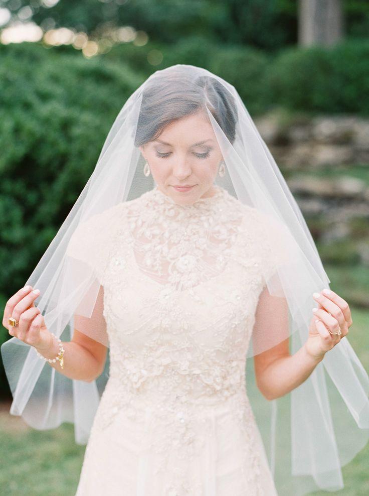 Mariage - Summer Wedding At Cheekwood Botantical Gardens
