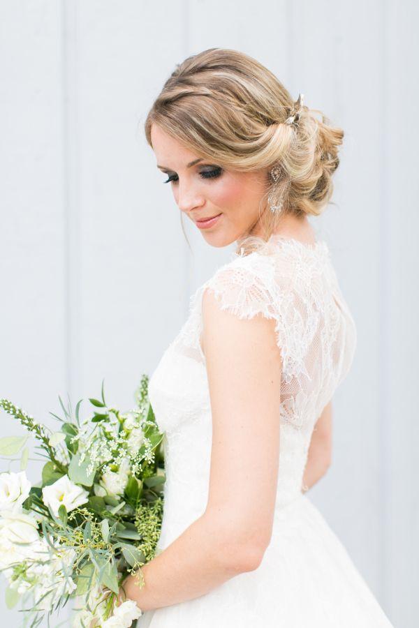Wedding - Emerald   Champagne Inspired Wedding Inspiration