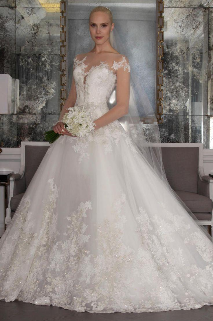 Wedding - You've Got To See Romona Keveza's Stunning Fall 2016 Wedding Gown Collection