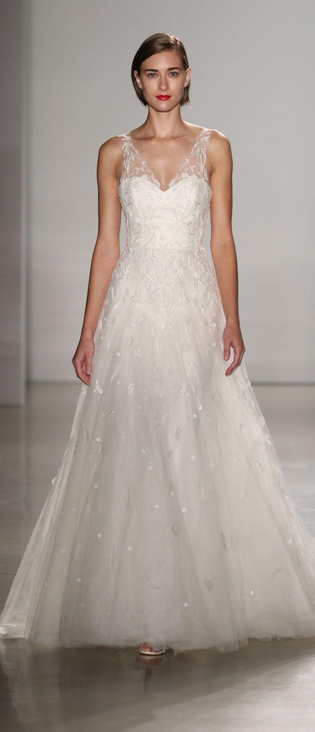 Wedding - New York Bridal Week: Amsale Fall 2016
