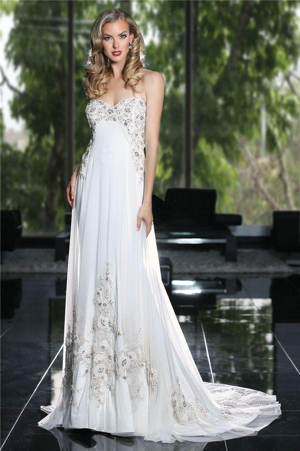 Wedding - Simone Carvalli Wedding Dresses 9