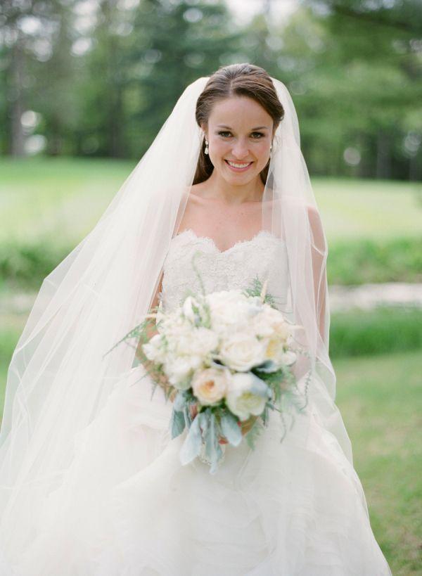 Mariage - Classic Lazaro Gown