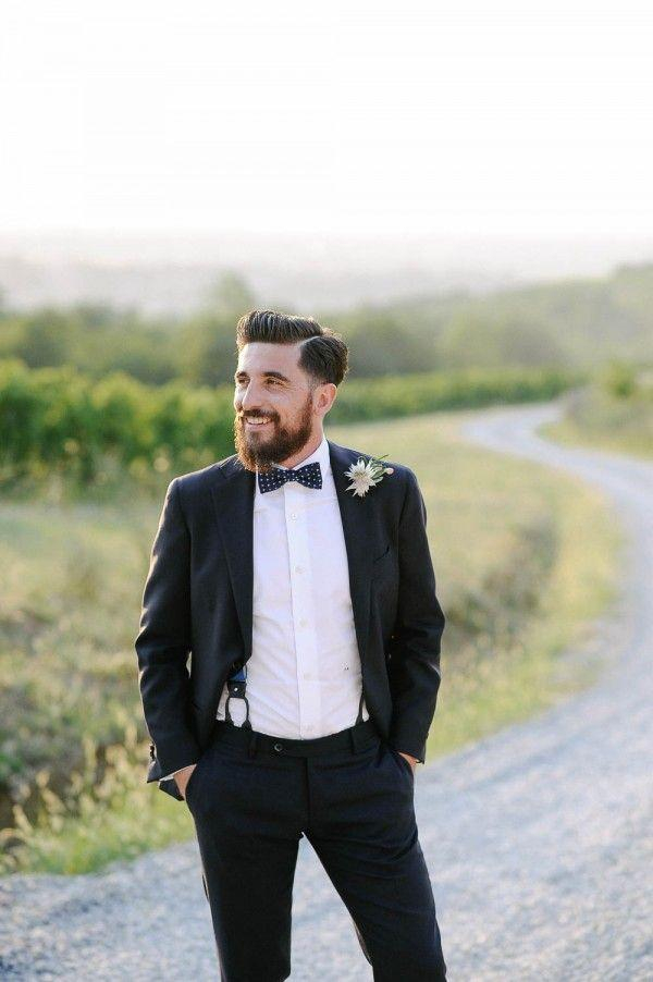 Hochzeit - Relaxed Italian Vineyard Wedding At Prime Alture