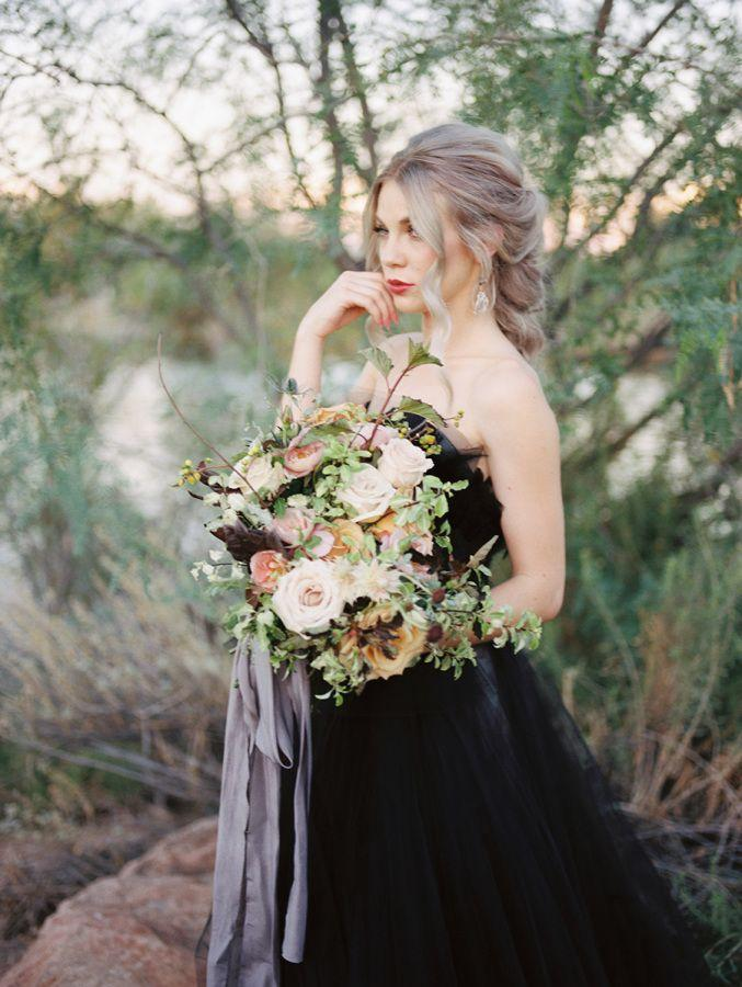 Свадьба - Lushly Beautiful Autumn Feast Wedding Inspiration