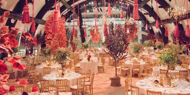 Hochzeit - Carnegie Hall Threw The Most Breathtakingly Beautiful Party Last Night