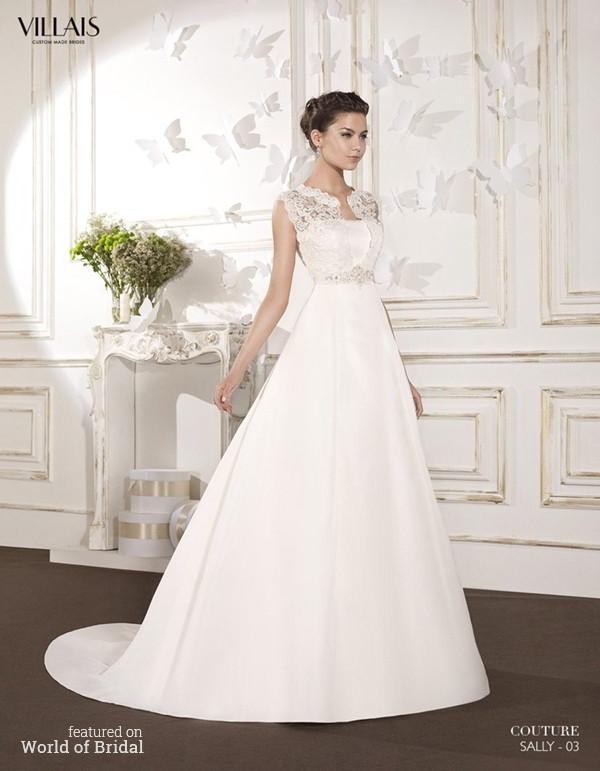 Wedding - Villais 2015 Couture Wedding Dresses