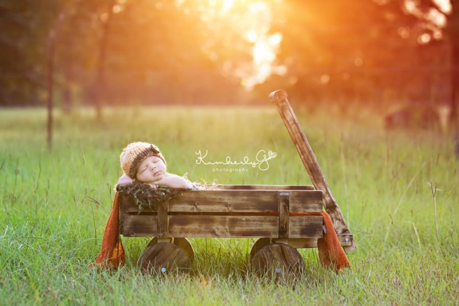 Decor Rustic Wooden Wagon 2395191 Weddbook