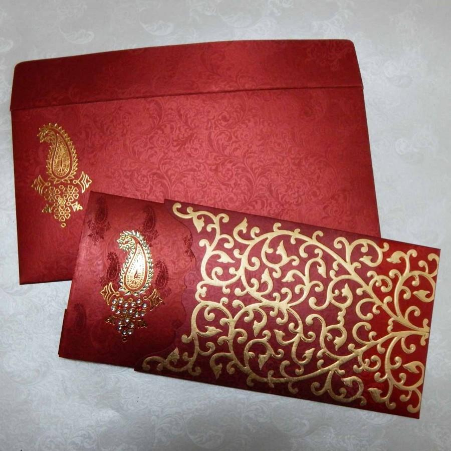 Wedding - Indian Wedding Card