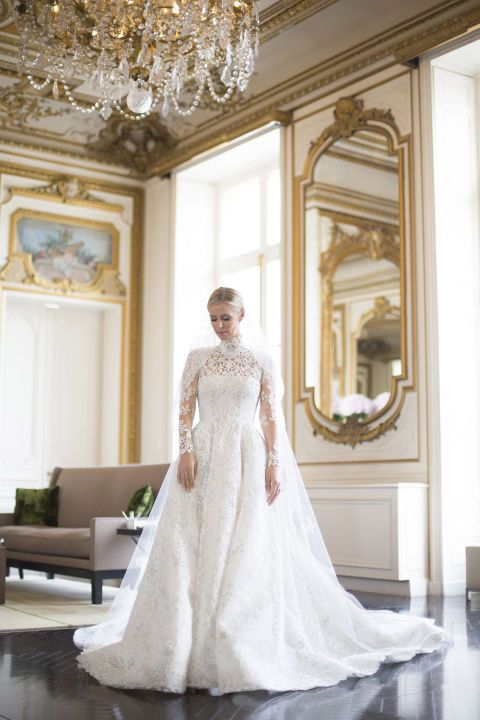 Wedding - Exclusive: See Nicky Hilton's Final Wedding Gown Fitting