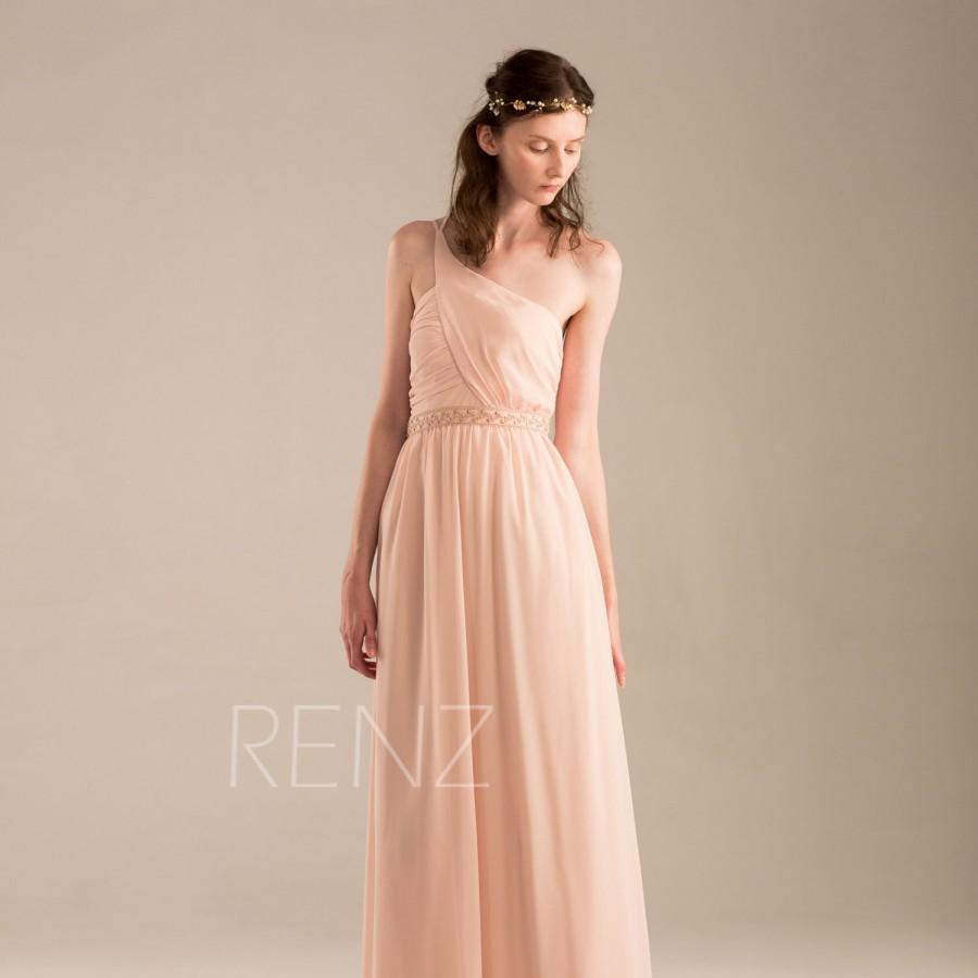 2015 peach bridesmaid dress blush pink wedding dress