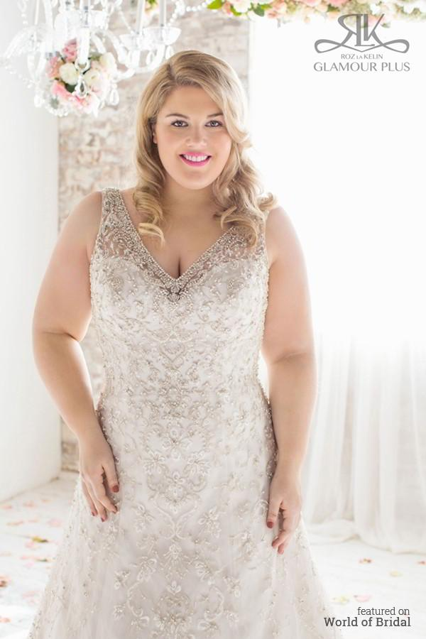Roz la kelin 2015 plus size wedding dresses 2396453 for Wedding dresses lafayette la