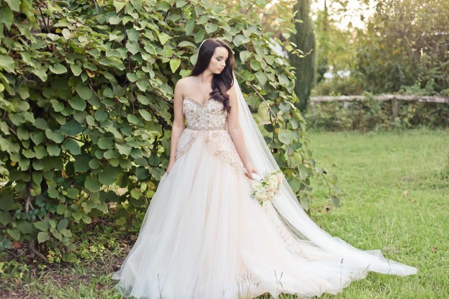 Свадьба - Soft Wedding Veil