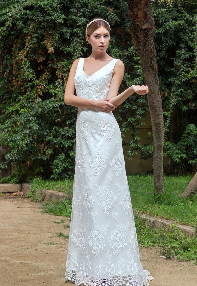 Wedding - ÁGATA - Vestidos de Novia en Barcelona