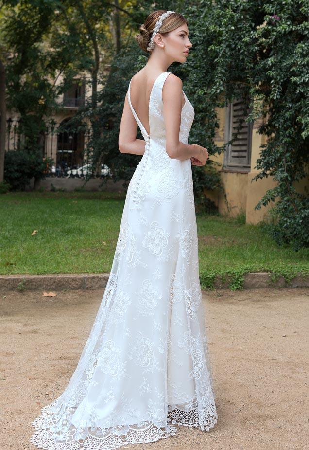 Свадьба - ÁGATA - Vestidos de Novia en Barcelona