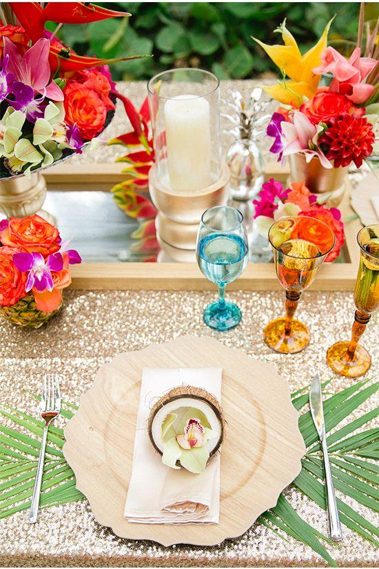 Wedding theme tropical pink and gold wedding ideas 2397375 tropical pink and gold wedding ideas junglespirit Image collections