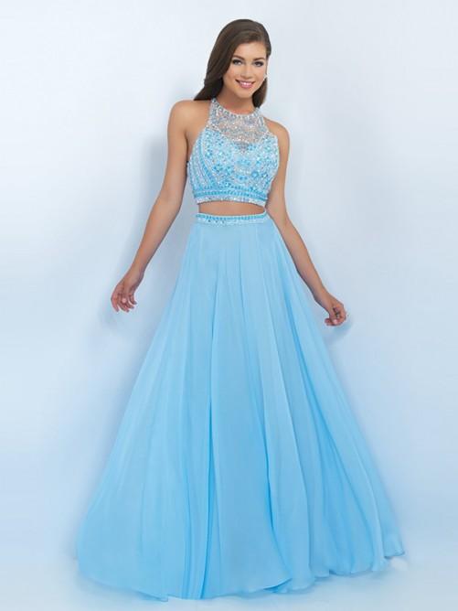 Hochzeit - Prom Dress with Crystal
