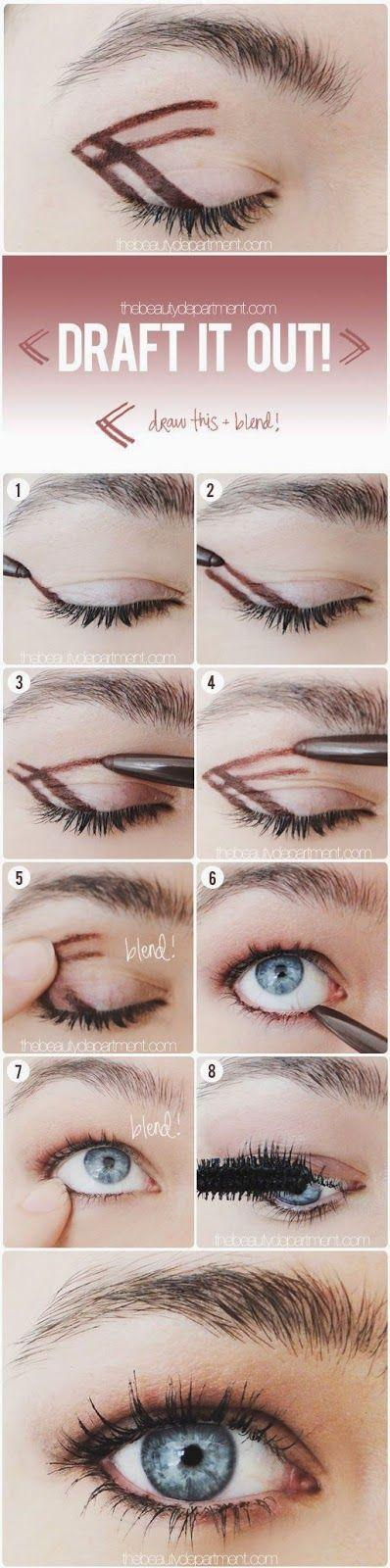 Hochzeit - 41 Life-Saving Beauty Hacks Every Girl Should Have In Her Arsenal
