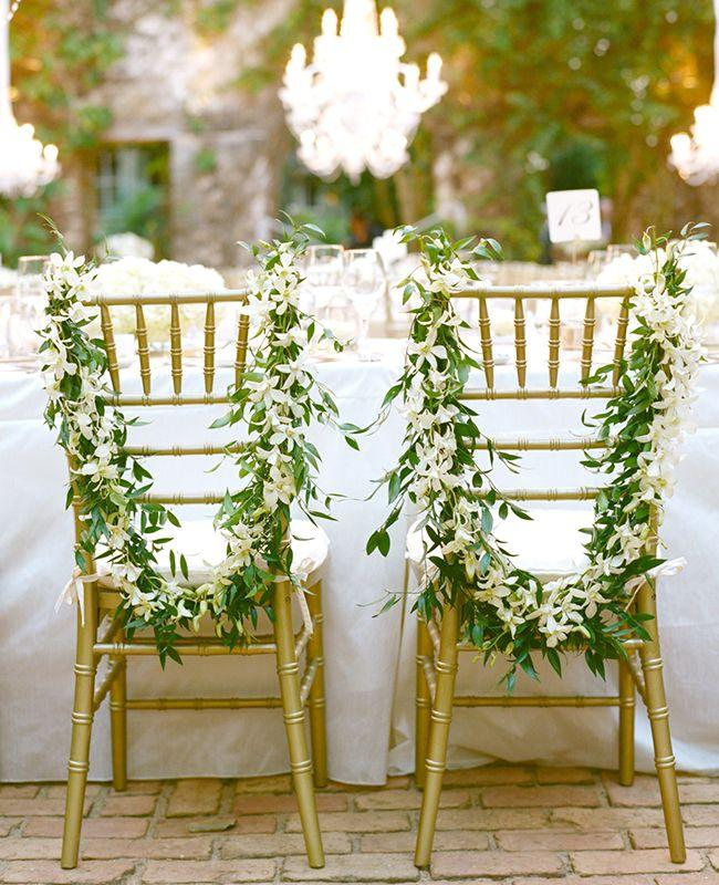 Chair wedding