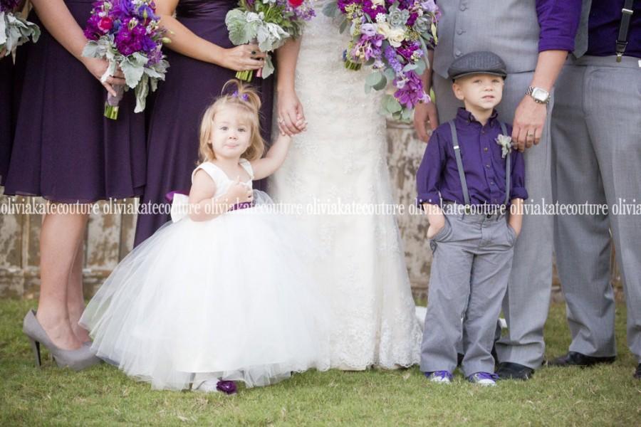 d8977384ed Dress - Flower Girl Dress And Sash  2398228 - Weddbook