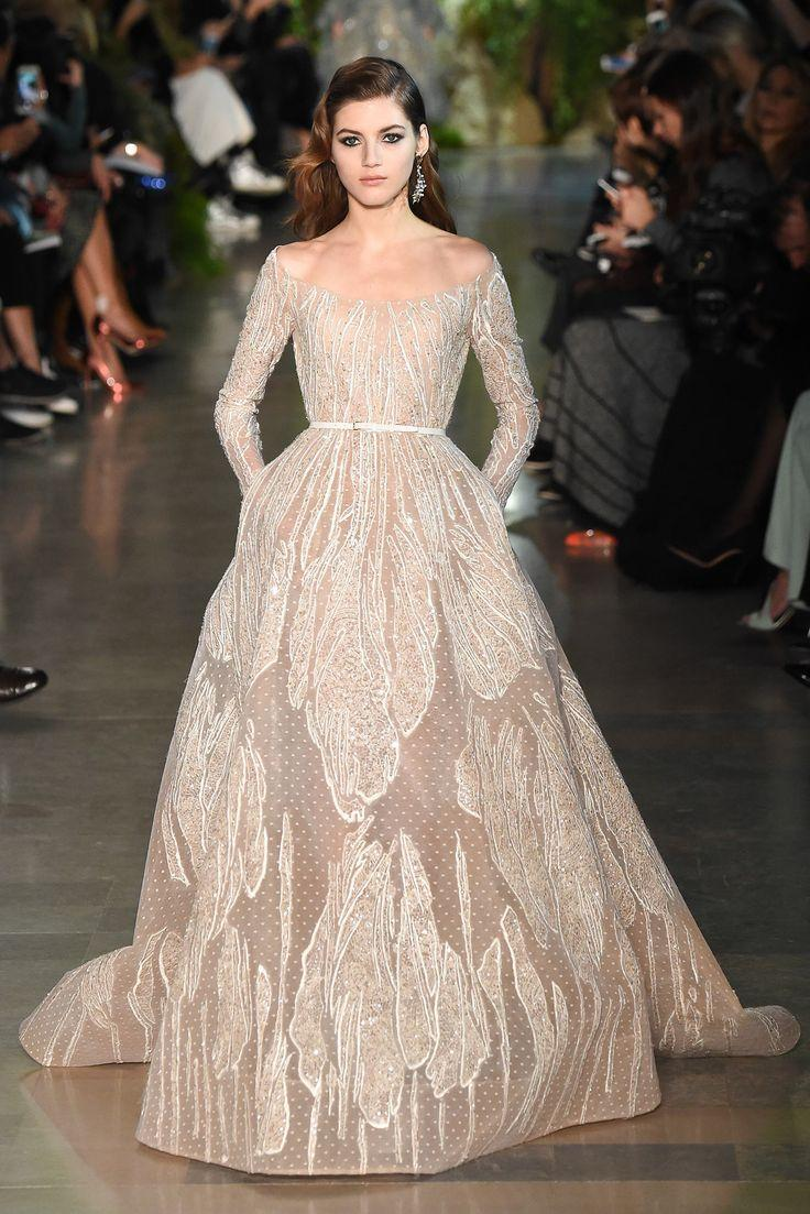 Свадьба - Elie Saab Spring 2015 Couture Fashion Show