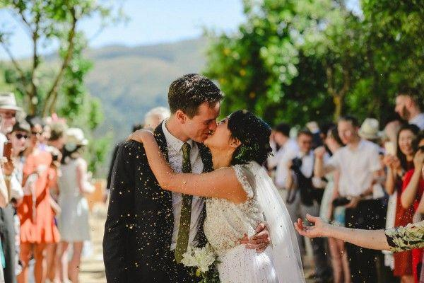 Wedding - Romantic Portuguese Wedding In The Countryside