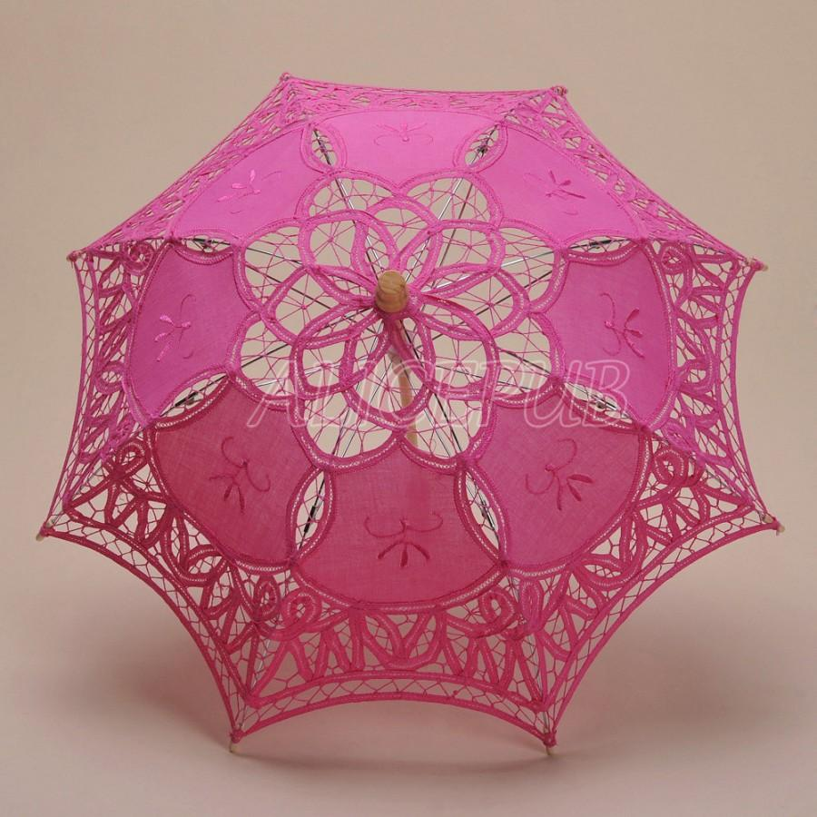 Wedding Ideas - Parasol - Weddbook
