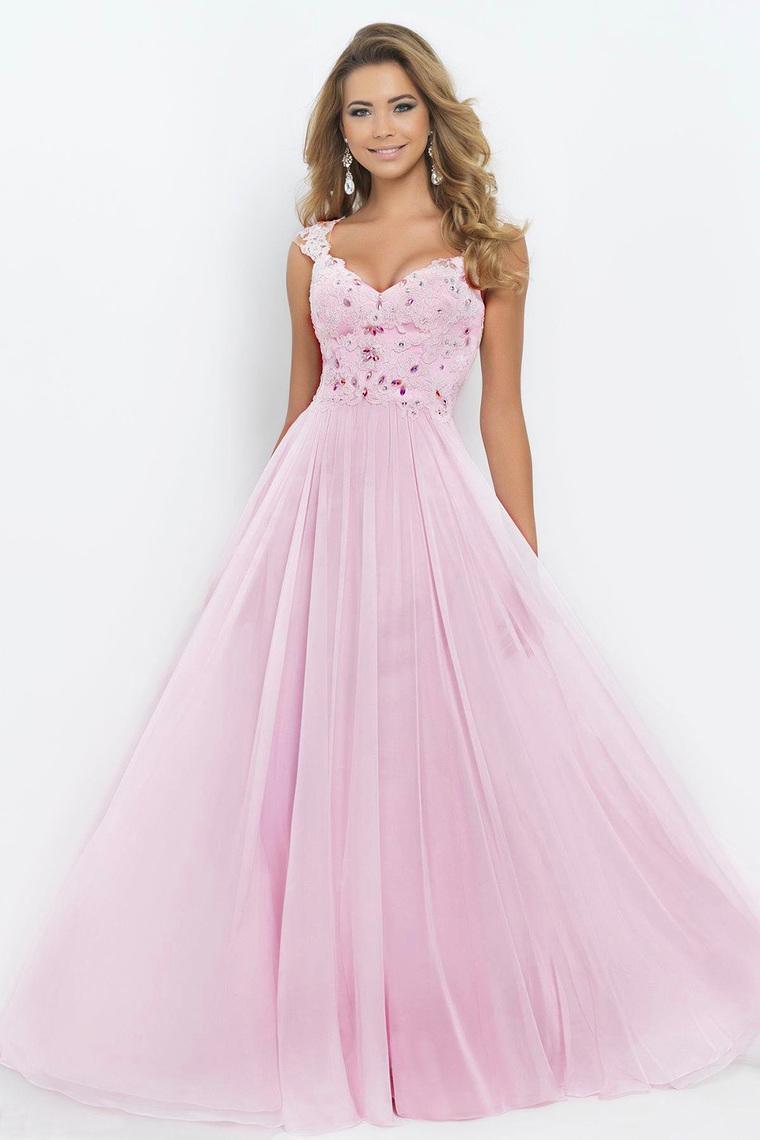 Blush Formal Prom Dresses and Pageant Gowns - oukas.info