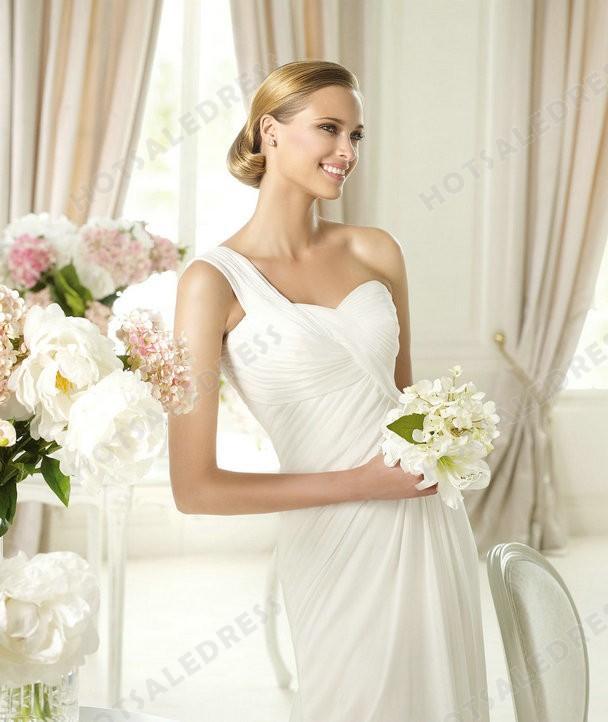 Wedding - Wedding Dress - Style Pronovias Paris Draping