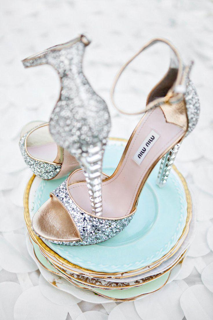 Wedding - 20 Wedding Shoes That Wow