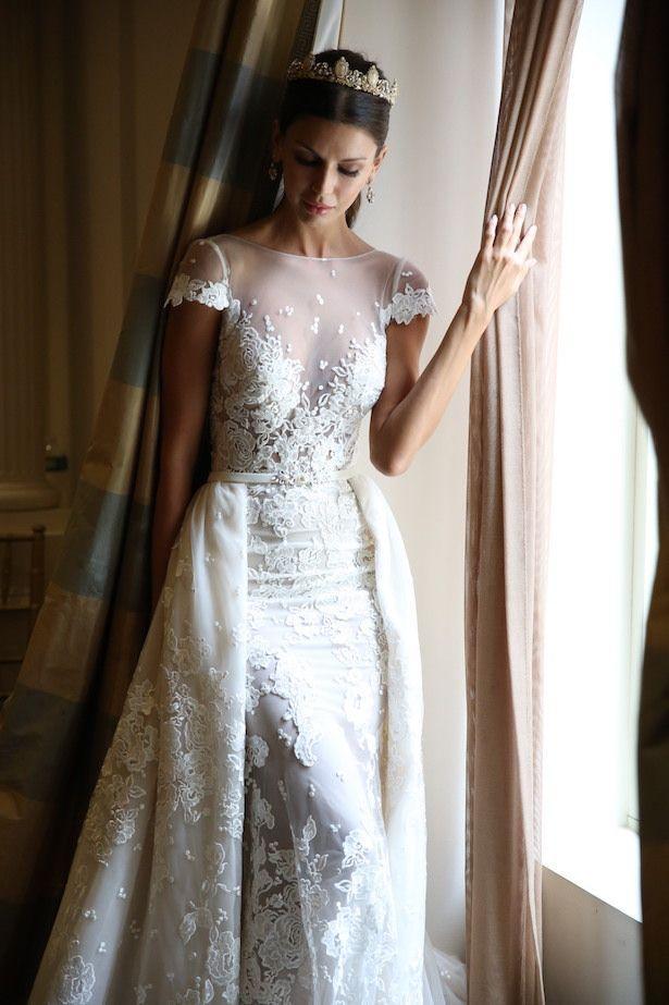 Hochzeit - New York Bridal Week: Berta 2016