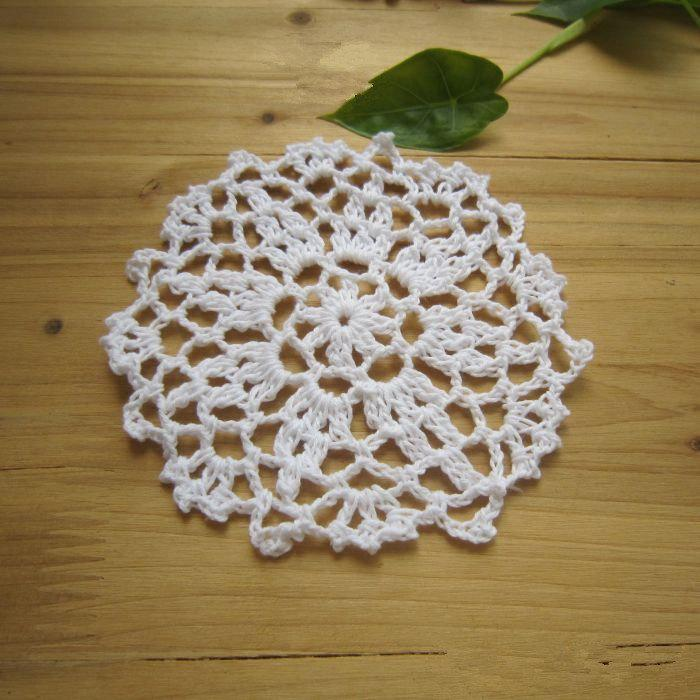 Свадьба - Lot of 36 PCS, Wholesale price doilies, lace doilies, crochet white doilies for DIY, round crochet table mat, doilies on sales